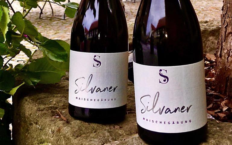 Premiere: Erster Silvaner aus unserem Weingut