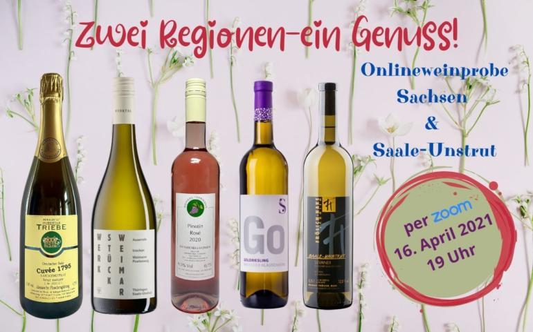 Online-Weinprobe von Vinissma: Zwei Regionen ein Genuss