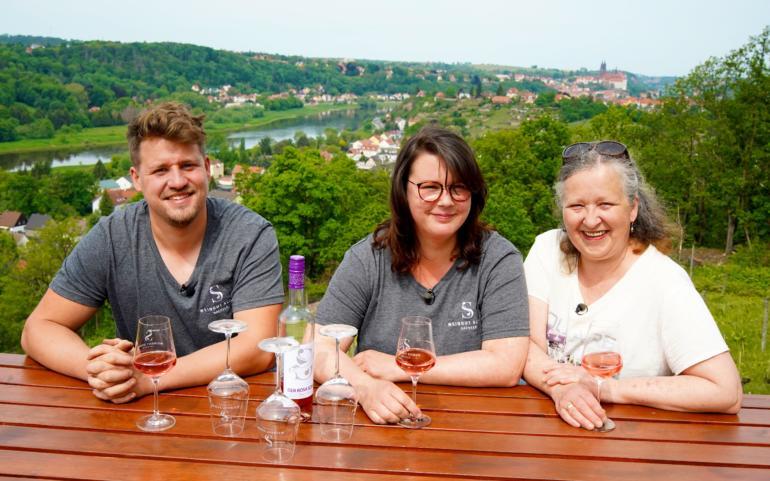 Flussgeschichten von Elbe: Wir sind dabei
